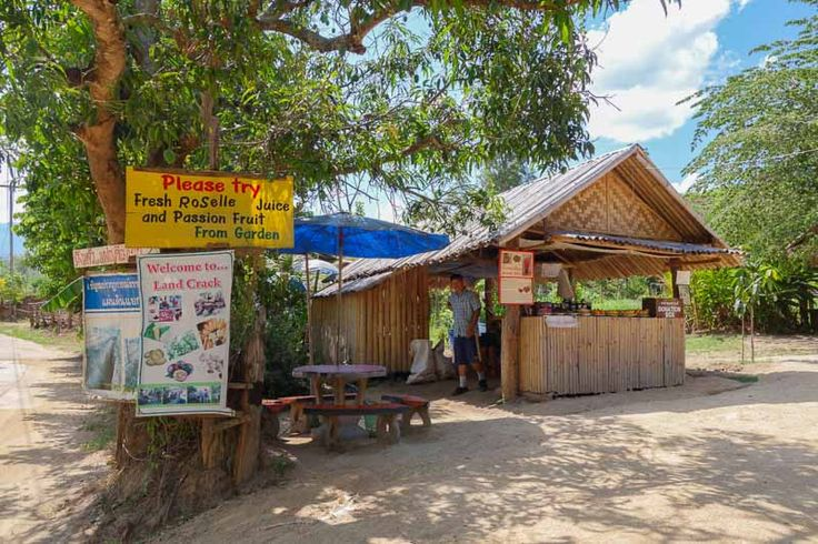 Land Crack Best Things To Do In Pai Thailand