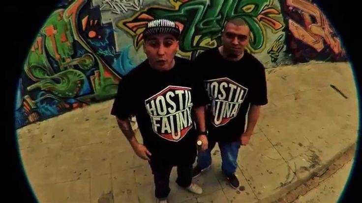 HOSTIL FAUNA  THE CARTAGUA SON PIANTE. #HipHopColombia #RapChileno #RapVenezuela desde el litoral de los poetas #Chile #HostilFauna