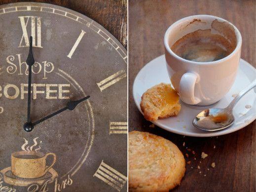 Sablés faciles pause café