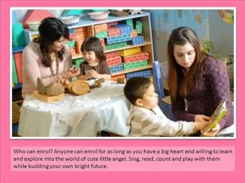 Why You Should Study Early Childhood Education Courses? - YouTube