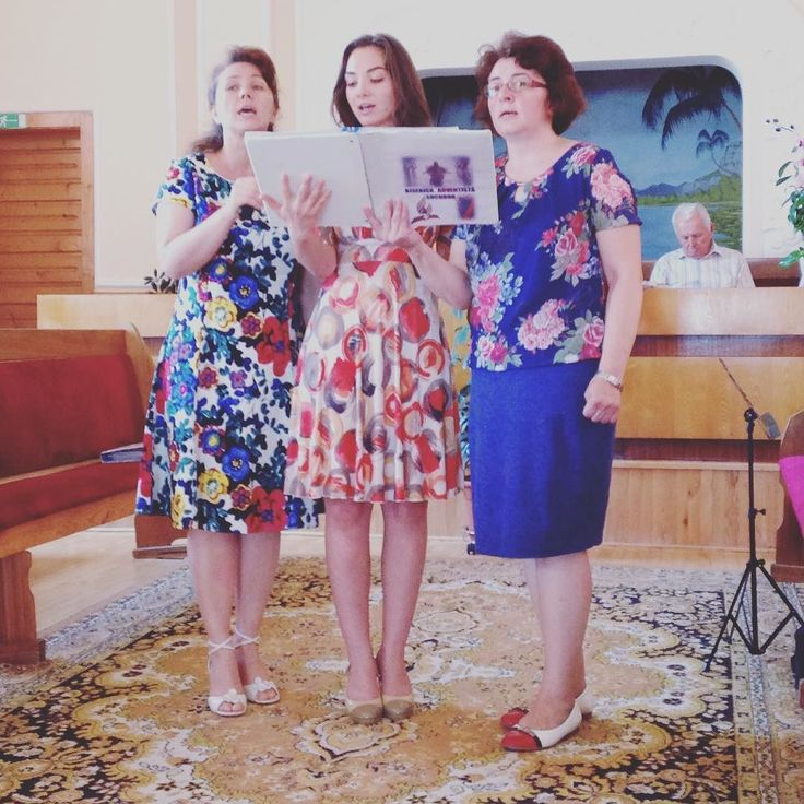 Grup feminin  #music #song #christian #romania #adventist #faith
