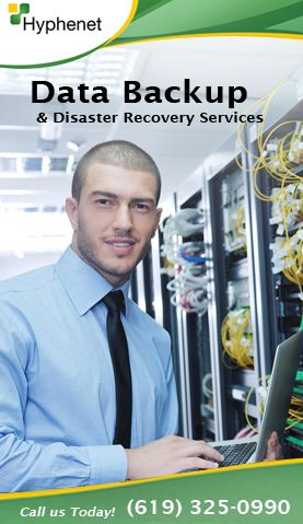 Data Backup San Diego Businesses Services