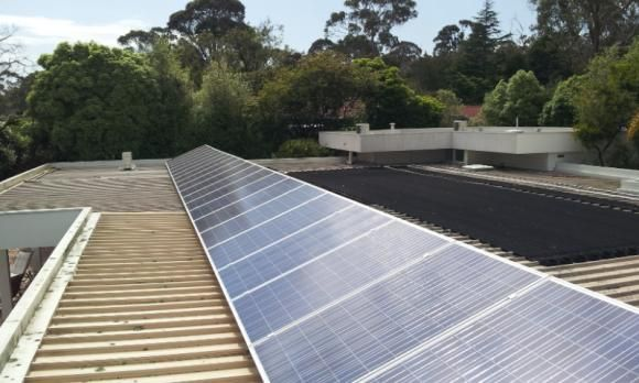 As word gets around, more and more of our customers are now getting their solar panels cleaned by Gutter-Vac Beachside at the same time as their gutter cleaning.  It's only logical that solar panels operate at their maximum efficiency if they are free of dirt, grime, pollution, and bird waste.  Call us for a free quote at 1300 654 253 or visit www.guttervac.com.au