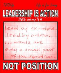 Image result for this is leadership not this