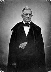 Histoire du Québec —Louis-Joseph Papineau, le chef du Parti patriote.