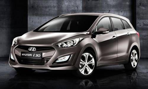 #Hyundai #i30. Face avant sportive, arrière splendide, et originalité dans chaque détail.