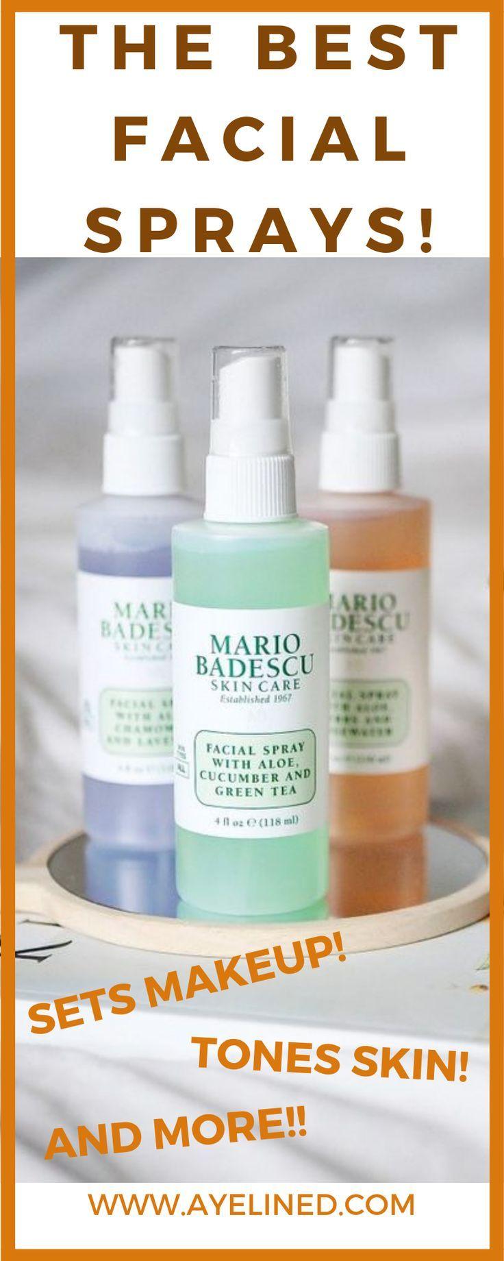 Mario Badescu Facial Spray Face Spray Best Mario Badescu