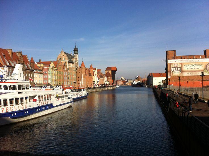 Gdansk - motlawa