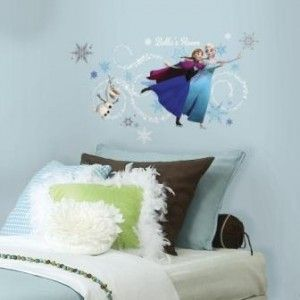 16 best d co disney reine des neiges frozen images on - Reine des neiges chambre ...
