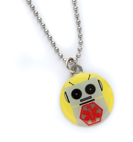 11 Best Images About Trendy Medical Id Pendants On