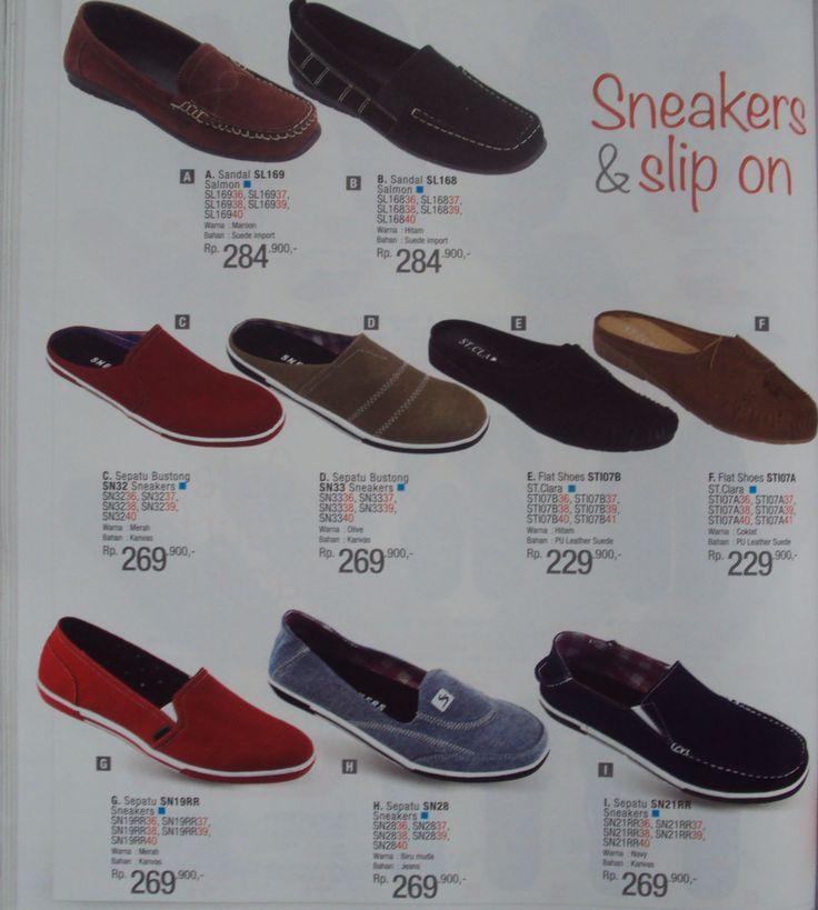 Detail Produk Jual Sepatu Bustong Online