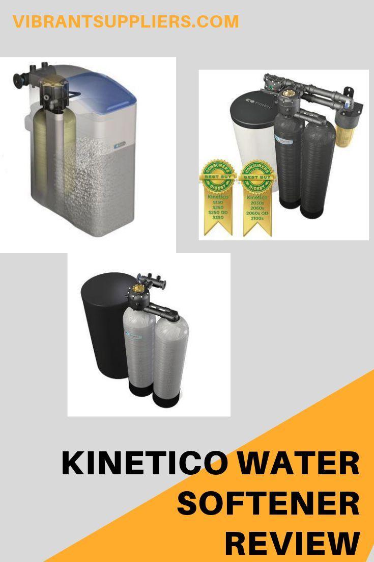 Kinetico Water Softener Reviews 2019 Water Softener Kinetico Water Water Softener Salt