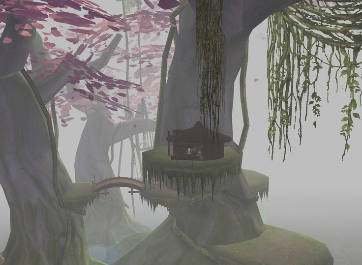 """Tree House"" Captured Inside IMVU - Join the Fun!"