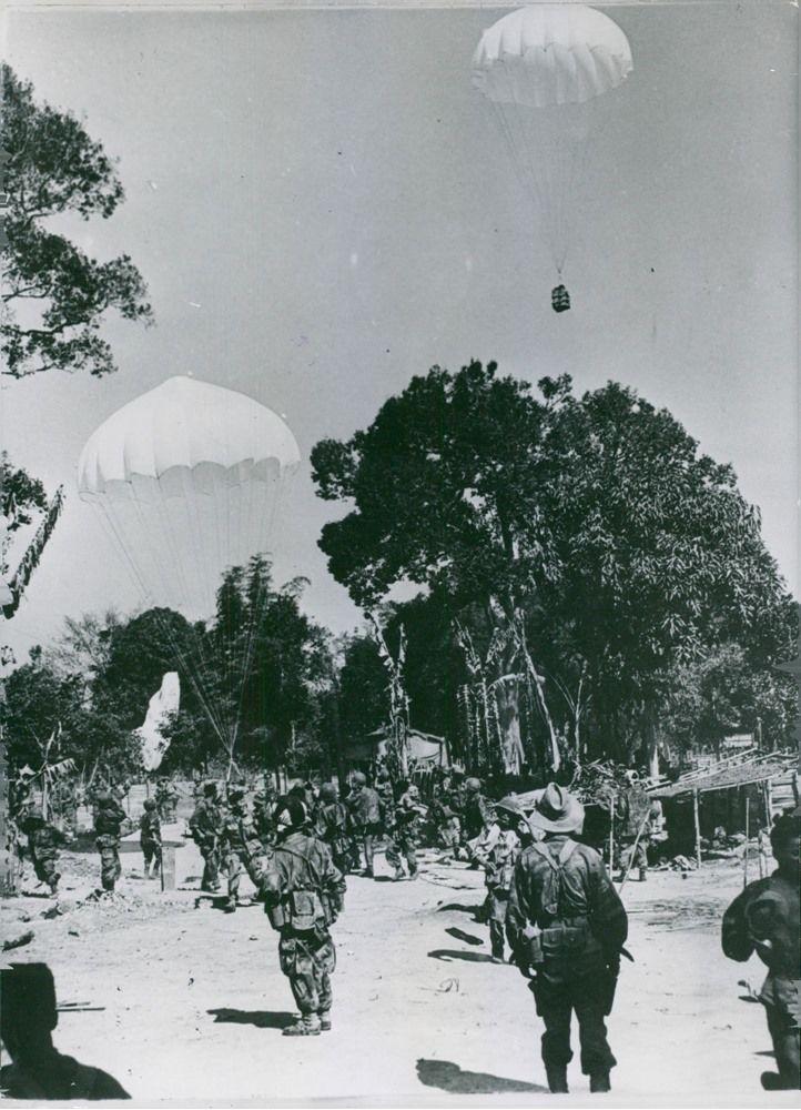 5307 (Merrill'sMarauders) (3/5307) Myitkyina July-August 1944 | EUCMH
