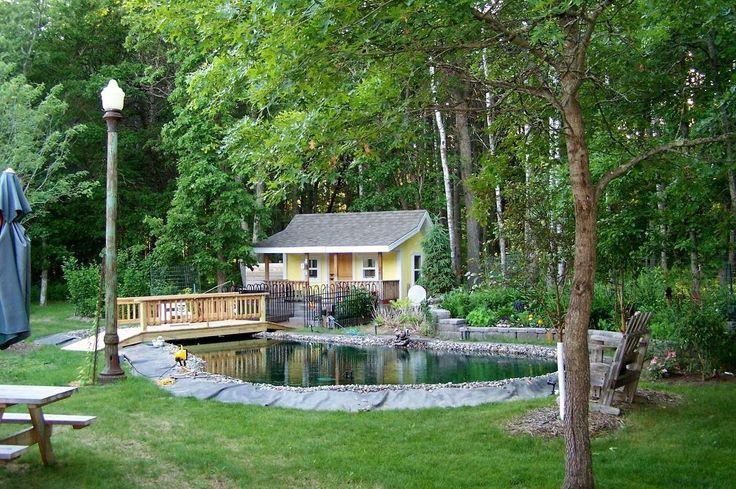 Garden reflecting pond ponds for Garden reflecting pool