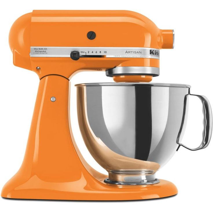 images?q=tbn:ANd9GcQh_l3eQ5xwiPy07kGEXjmjgmBKBRB7H2mRxCGhv1tFWg5c_mWT Orange Kitchenaid Mixer 6 Quart