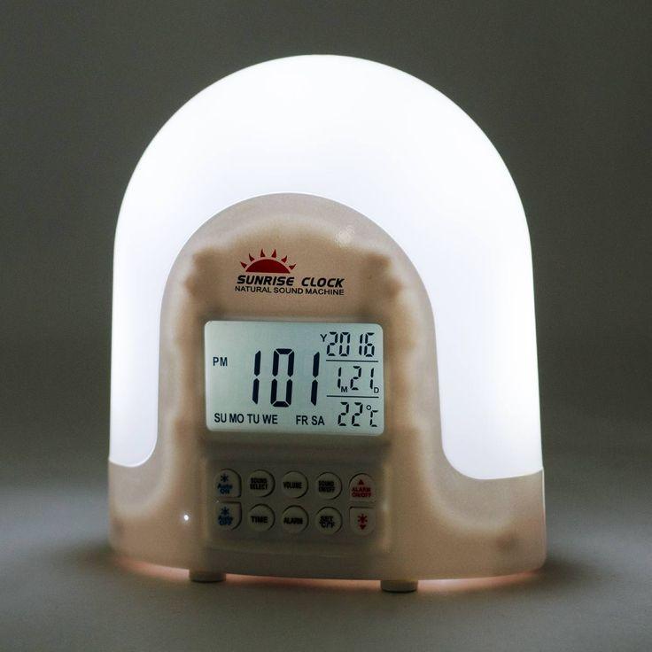 Sunrise Mindful Alarm Clock