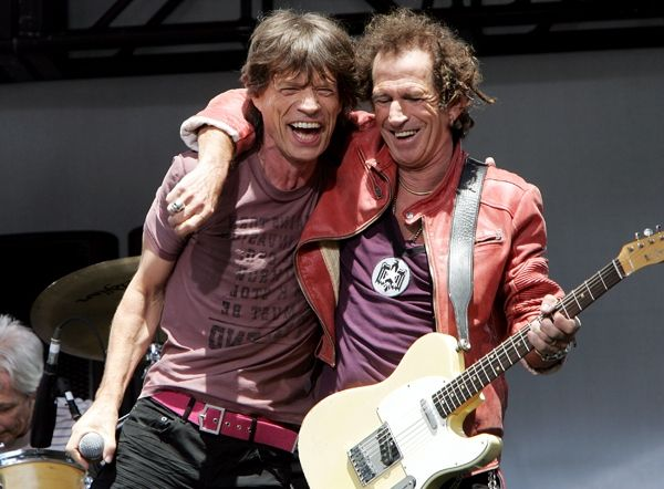 Keith Richards Apologizes to Mick Jagger | Music News | Rolling Stone