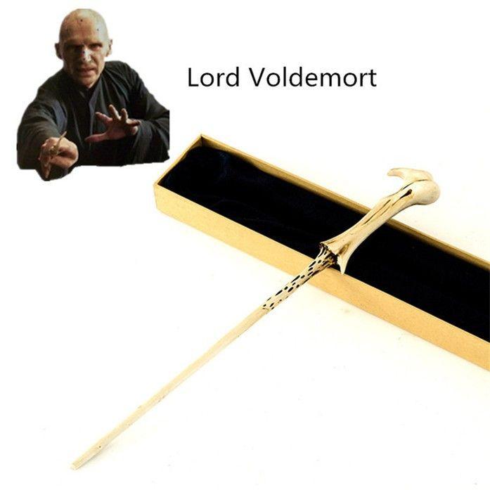 Lord Voldemort Metal Core Magic Wand (Replica)