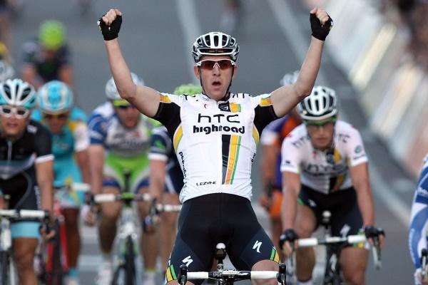 Launceston cyclist Matt Goss is gearing up for the Tour de France.