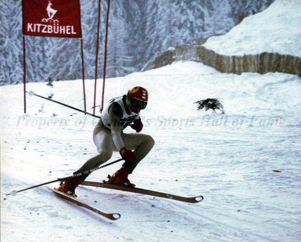 Ken Read - Abfahrt - 12. Januar 1980 in Kitzbühel