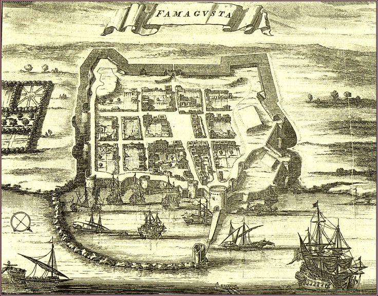 1703 Olfert Dapper - Famagusta