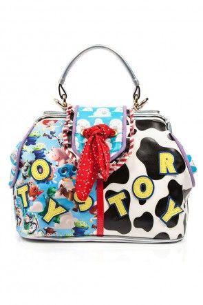 e1df1eea449 Irregular Choice x Disney Toy Story Andy s Toys Handbag Sprinkles ...