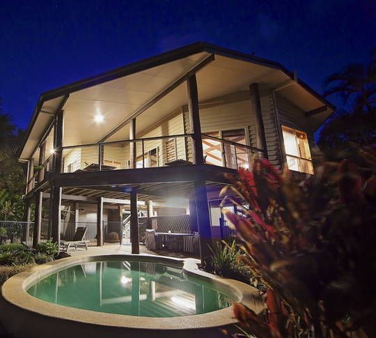 Turquoise Waters - Mission Beach -, a Mission Beach House   Stayz