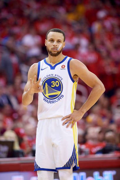c823dabcf NBA Playoffs Golden State Warriors Stephen Curry during game vs Houston  Rockets at Toyota Center Game 1 Houston TX CREDIT Greg Nelson