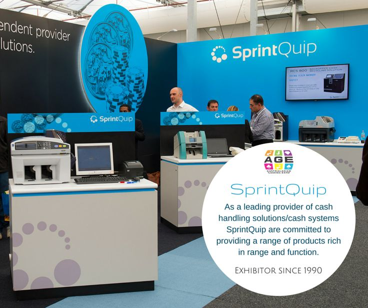 A leading provider of cash handling solutions/cash systems SprintQuip are committed to providing a range of products rich in range and function.  http://www.sprintquip.com.au/