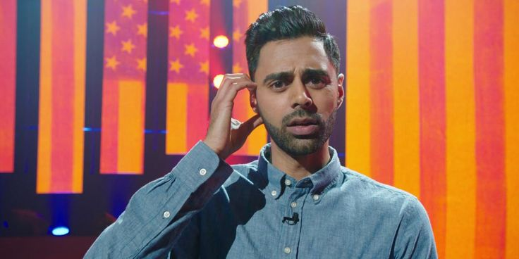 Netflix Orders Talk Show From Daily Show's Hasan Minhaj