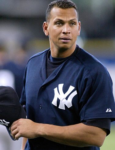 Famous Baseball Players | Alex Rodriguez