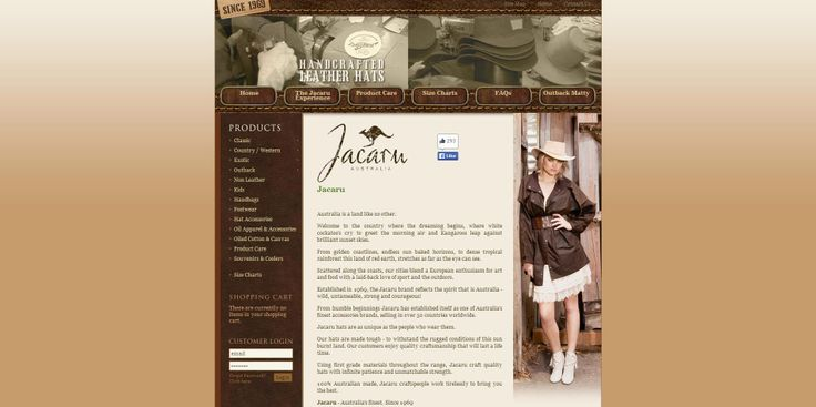 Visit our website: www.jacaru.com A new website is COMING SOON