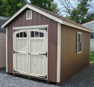 amish built wood sheds and vinyl sheds are custom made and delivered for free in 21 local counties in virginia wood sheds vs vinyl storage sheds