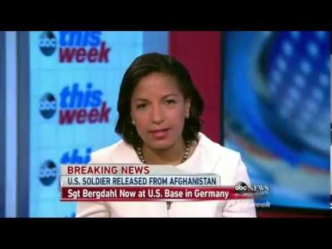 Susan Rice Lies and Dishonors Dead Soldiers on Sunday Shows… Again