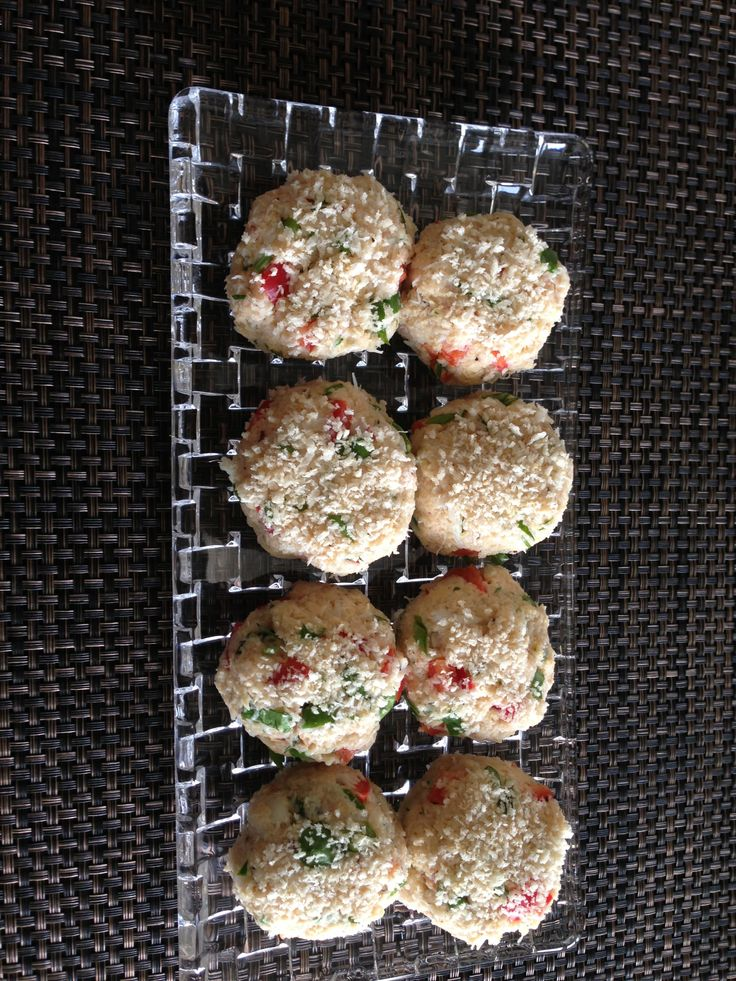 Crazy Crabcakes