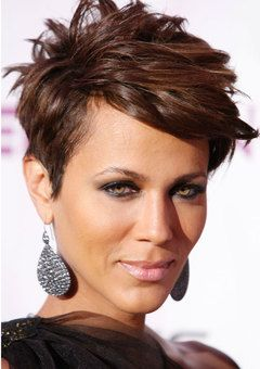Great cut for Nicole Ari Parker  This isn't just a job to me. It's what I have to do - I truly love it!