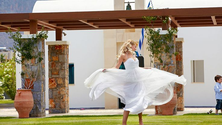 Weddings at Amirandes are beyond compare