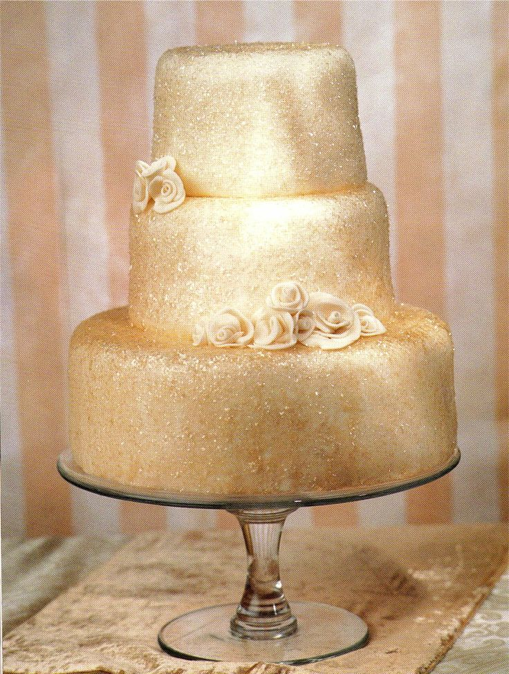 Edible Art Cake Glitter : Cake with Edible Glitter Sparkly Pinterest