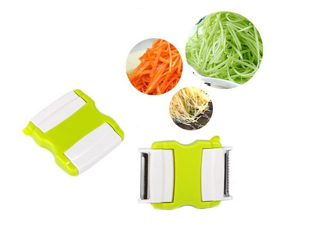 Metal Cutting Blade Grater Stainless Steel plastic Potato Vegetable silk Kitchen (FREE SHIPPING)
