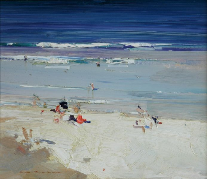 Oil. Ken Knight. 2009