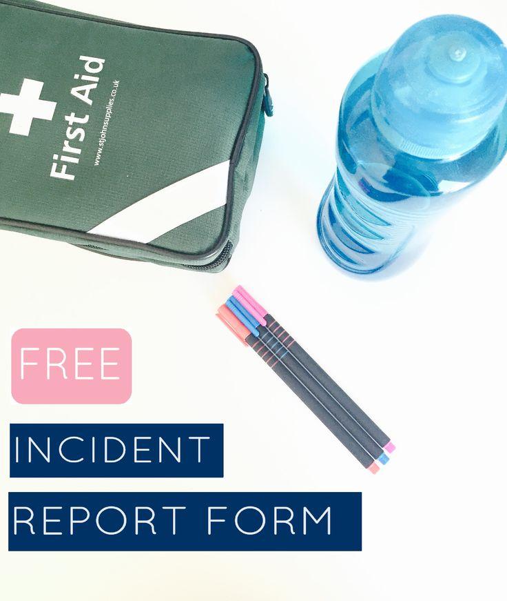 25+ legjobb ötlet a Pinteresten a következővel kapcsolatban - what is it incident report