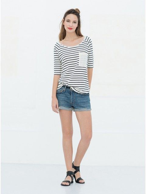 Top Viola: New Stripe