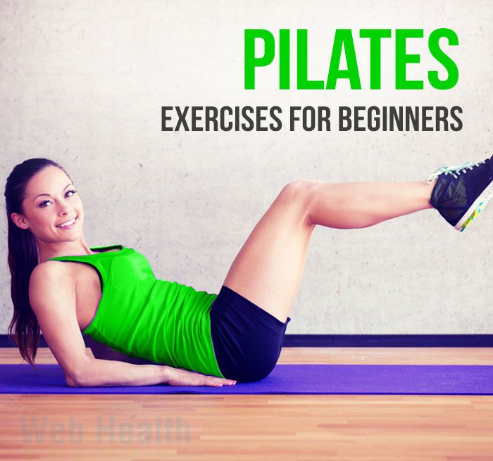 1000+ Ideas About Pilates Exercises For Beginners On