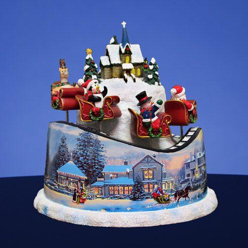 17 best images about theme park cakes on pinterest cake for Amusement park decoration ideas