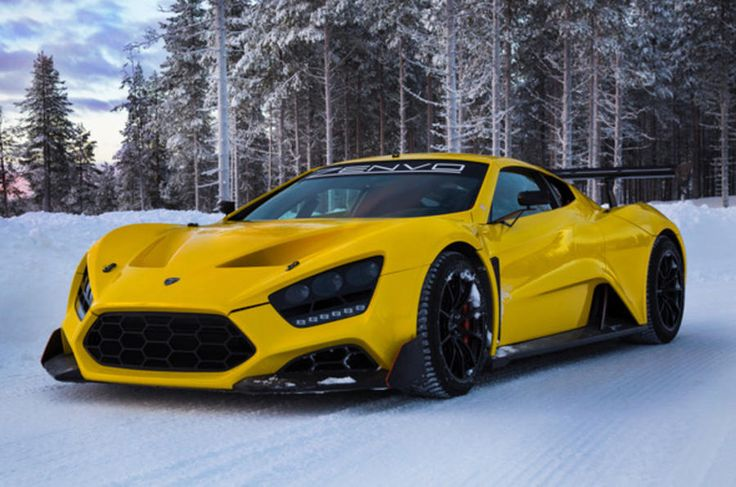 ZENVO FETES 10TH ANNIVERSARY WITH TS1 GT HYPERCAR #supercars #zenvo #news