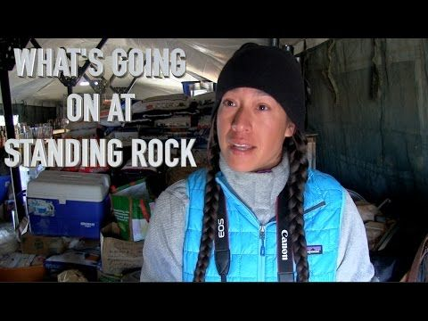 Inside Standing Rock - What is Dakota Access Pipeline? - YouTube