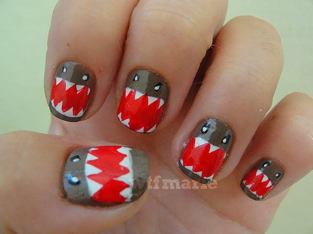 @Alex Atkinson Gordon can you do this to my nails for me pleaseeeeeee ?