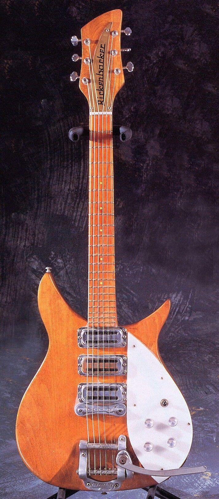 11 Best Musical Things I Want Images On Pinterest Guitars Bass Bridge Tremolo Fender Semi Updown Chrome John Lennons Rickenbacker