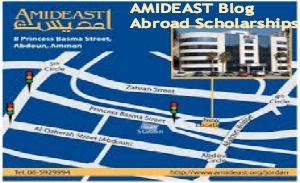 AMIDEAST Blog Abroad Scholarships in Egypt, Jordan and Morocco ,and applications are submitted till October 15, 2014. AMIDEAST offers Blog Abroad Scholarships for US Bloggers to study Jordan, Morocco and Oman semester-long programs. Up to four recipients are selected to act as correspondents. - See more at: http://www.scholarshipsbar.com/amideast-blog-abroad-scholarships.html#sthash.rWY6T4Ag.dpuf